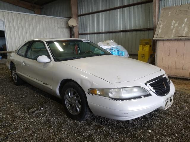 Vehiculos salvage en venta de Copart Houston, TX: 1998 Lincoln Mark Viii