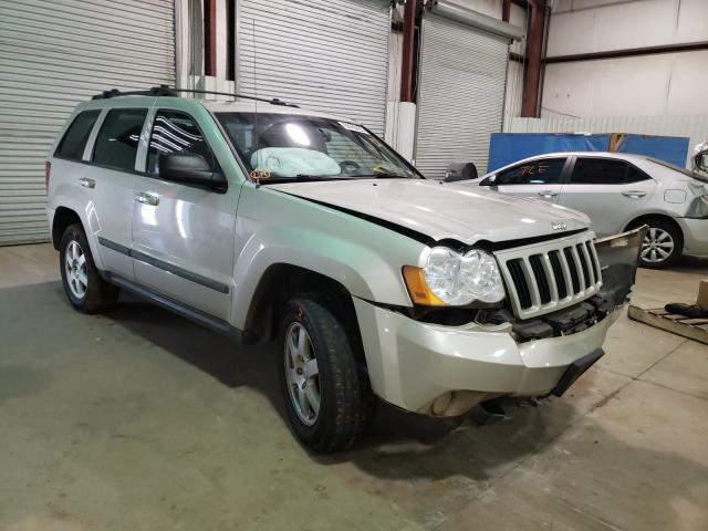 Salvage cars for sale from Copart Lufkin, TX: 2008 Jeep Grand Cherokee