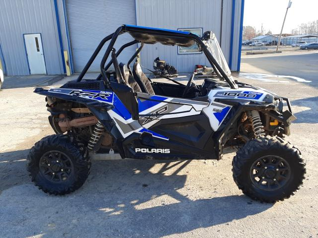 Salvage cars for sale from Copart Conway, AR: 2017 Polaris RZR XP 100