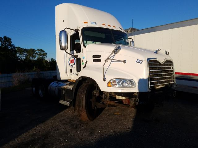 Mack 600 CXU600 salvage cars for sale: 2012 Mack 600 CXU600
