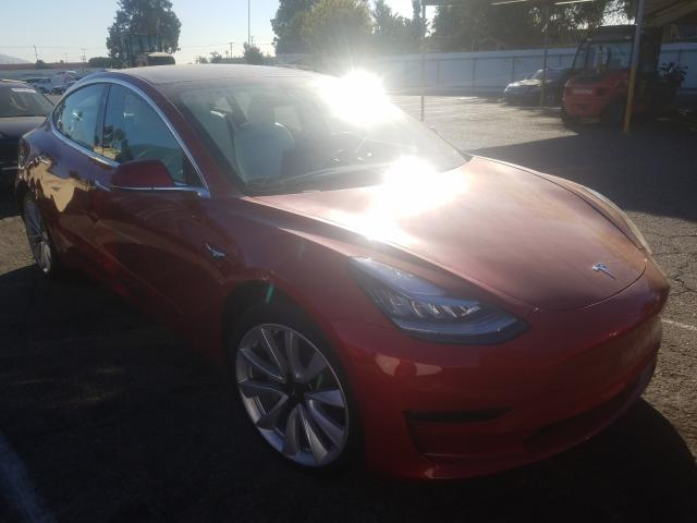 2020 Tesla Model 3 for sale in Van Nuys, CA
