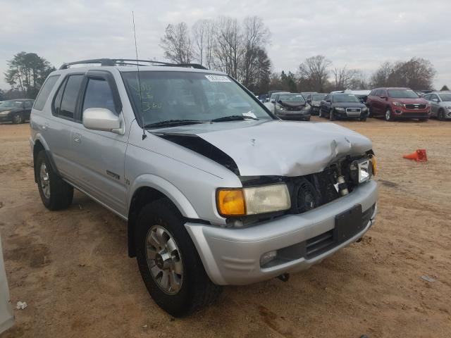 Honda Passport E salvage cars for sale: 1999 Honda Passport E