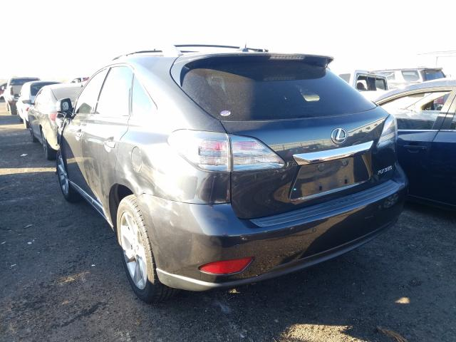 2011 LEXUS RX 350 JTJBK1BA8B2012786