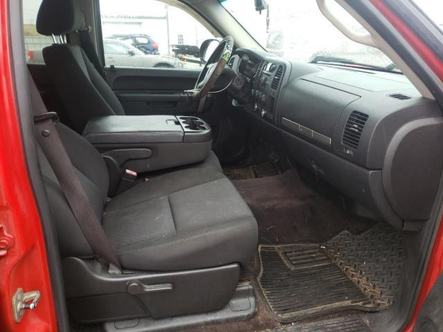пригнать из сша 2010 Chevrolet Silverado 5.3L 3GCRKSE31AG297695