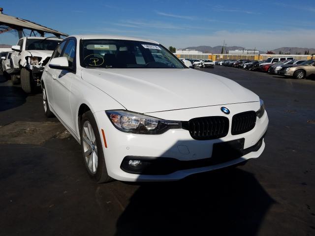 2016 BMW 320 I WBA8E1G56GNU12199