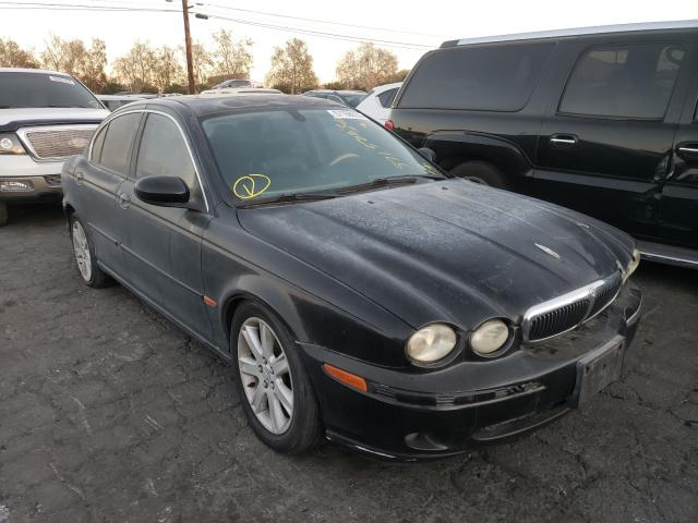 Salvage cars for sale from Copart Colton, CA: 2003 Jaguar X-TYPE 3.0