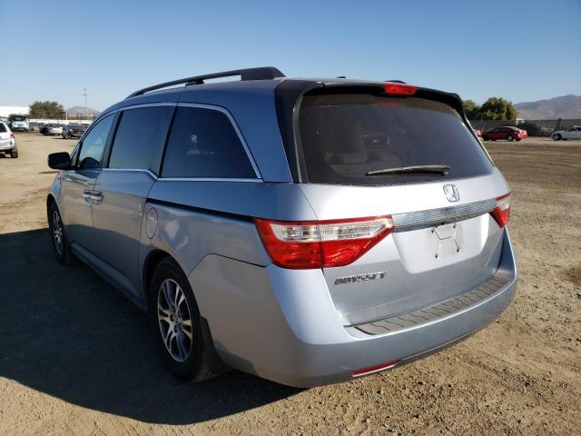 купить 2011 Honda Odyssey Ex 3.5L 5FNRL5H64BB066513