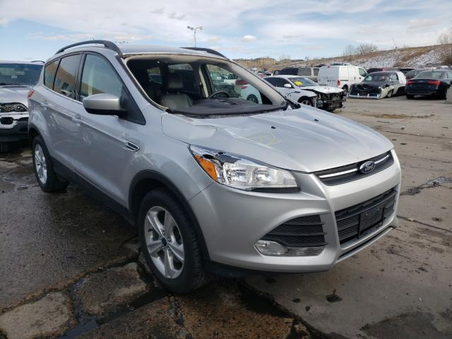 Ford salvage cars for sale: 2016 Ford Escape SE