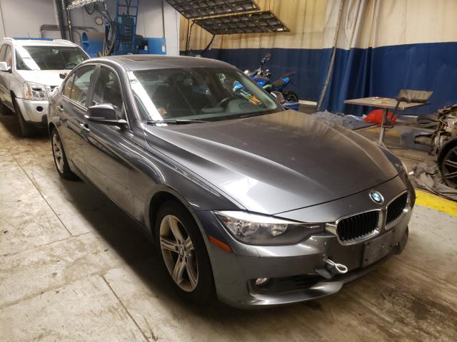 Salvage cars for sale from Copart Wheeling, IL: 2013 BMW 328 XI SUL