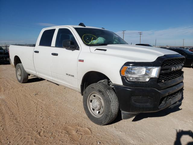 Salvage cars for sale from Copart Andrews, TX: 2019 Dodge RAM 2500 Trade
