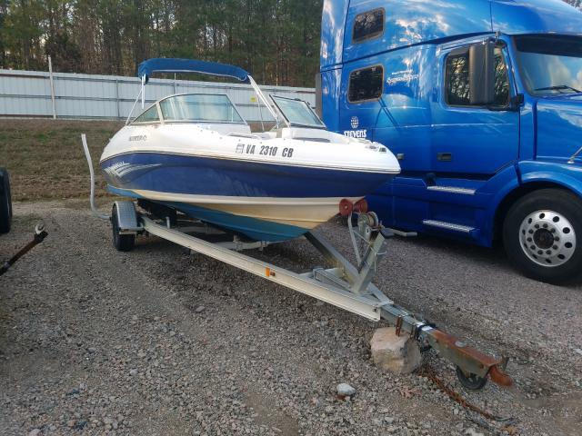 Rinker salvage cars for sale: 2008 Rinker Boat