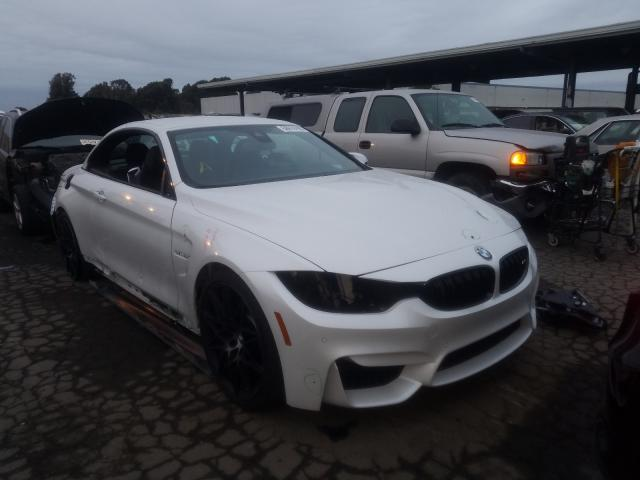 BMW M4 salvage cars for sale: 2020 BMW M4