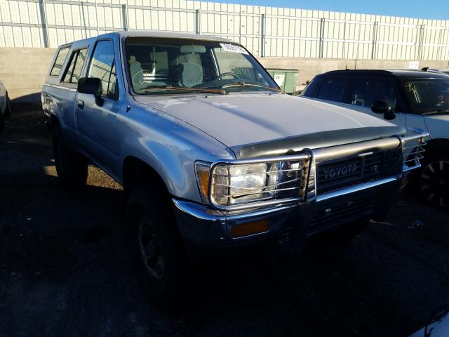 Toyota Pickup 1/2 salvage cars for sale: 1990 Toyota Pickup 1/2