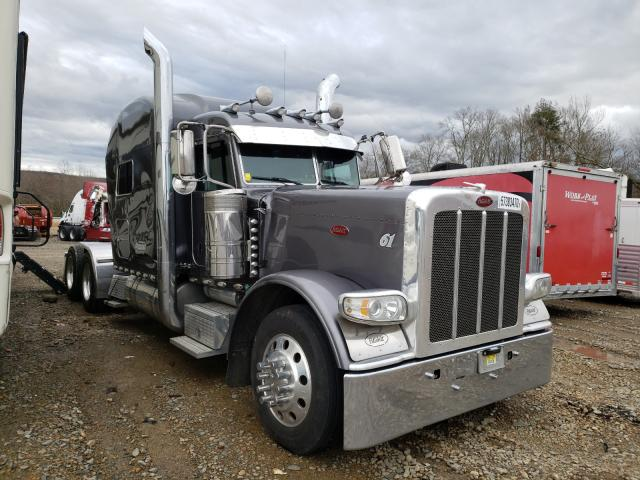 Salvage cars for sale from Copart Chatham, VA: 2014 Peterbilt 389