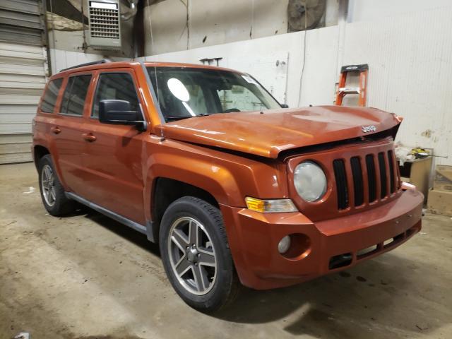 2010 Jeep Patriot SP en venta en Casper, WY