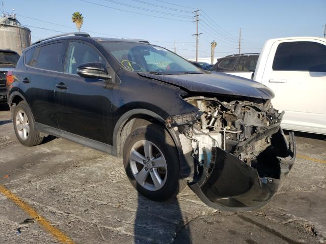 Salvage cars for sale from Copart Wilmington, CA: 2014 Toyota Rav4 XLE