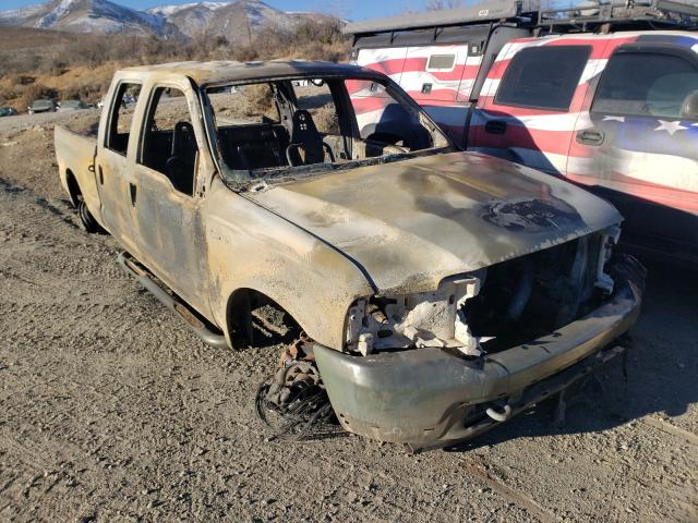 Salvage cars for sale from Copart Reno, NV: 2001 Ford F250 Super