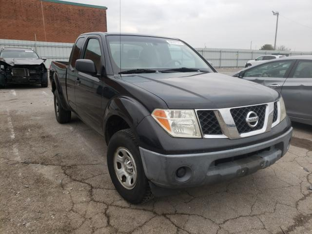 Nissan Frontier salvage cars for sale: 2005 Nissan Frontier