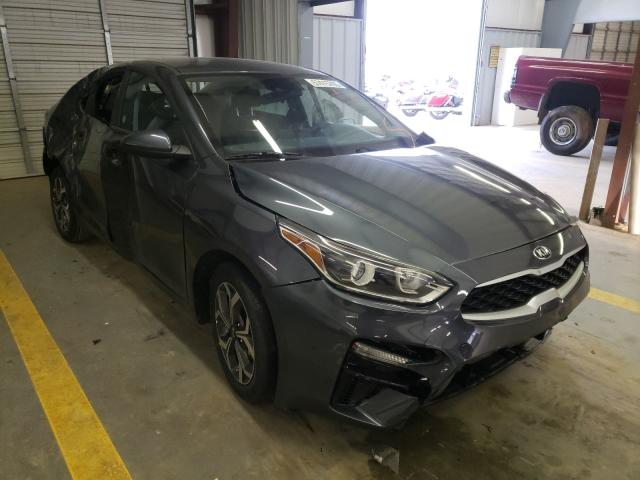 Salvage cars for sale from Copart Mocksville, NC: 2020 KIA Forte FE