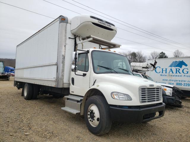 Salvage cars for sale from Copart Chatham, VA: 2013 Freightliner M2 106 MED