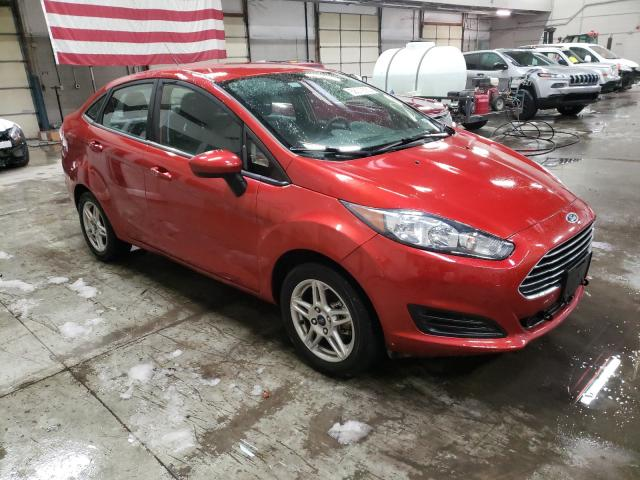 Ford salvage cars for sale: 2019 Ford Fiesta SE