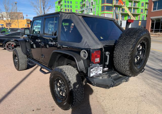 2013 Jeep WRANGLER | Vin: 1C4BJWFG7DL647643