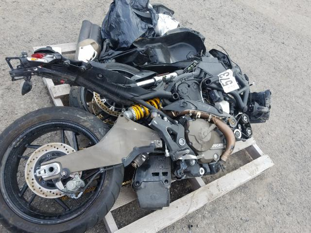 Ducati salvage cars for sale: 2015 Ducati Monster 82