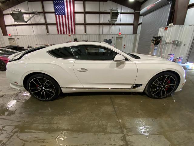 Bentley Continental salvage cars for sale: 2020 Bentley Continental