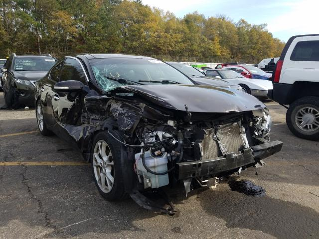 Nissan salvage cars for sale: 2014 Nissan Maxima S