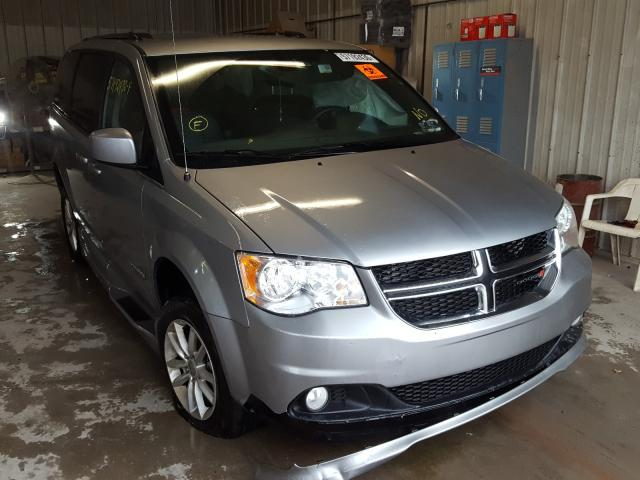 Dodge Caravan salvage cars for sale: 2019 Dodge Caravan
