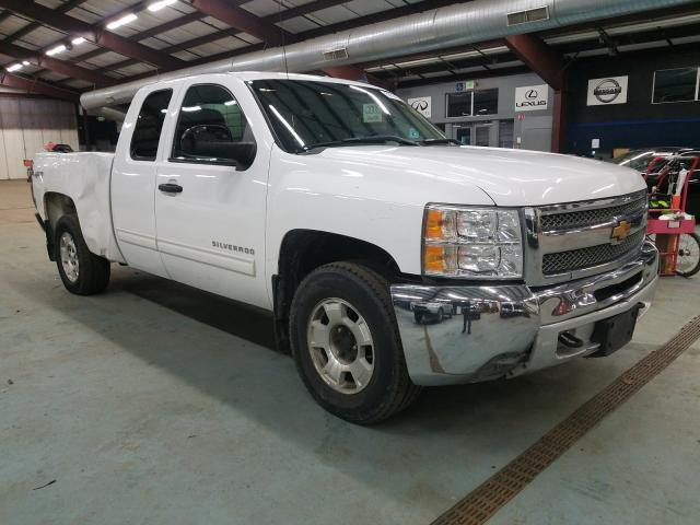 Salvage cars for sale from Copart East Granby, CT: 2013 Chevrolet Silverado