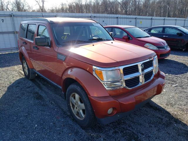 Salvage cars for sale from Copart York Haven, PA: 2008 Dodge Nitro SXT