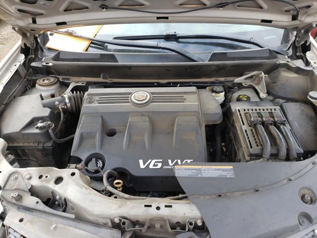 2011 CADILLAC SRX LUXURY 3GYFNAEY0BS547498
