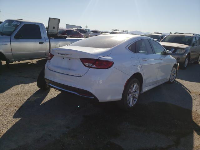 цена в сша 2015 Chrysler 200 Limite 2.4L 1C3CCCAB8FN579504