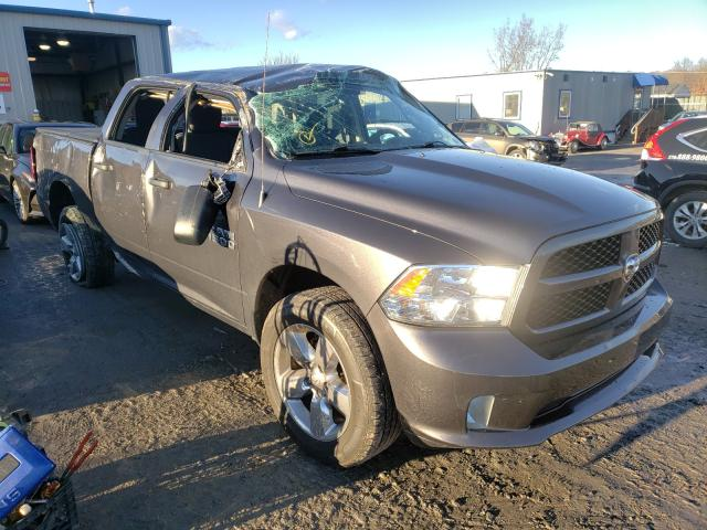 Salvage cars for sale from Copart Duryea, PA: 2017 Dodge RAM 1500 ST