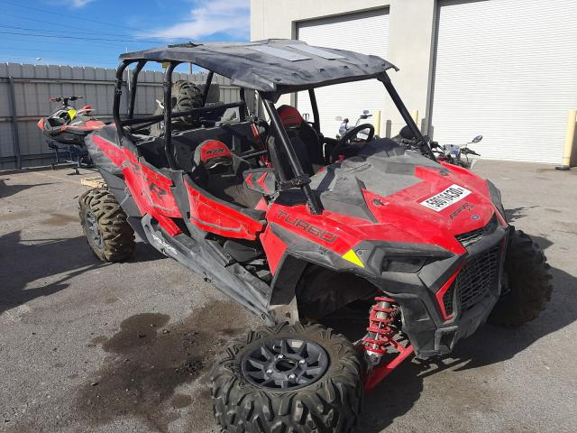 Salvage cars for sale from Copart Las Vegas, NV: 2020 Polaris RZR XP