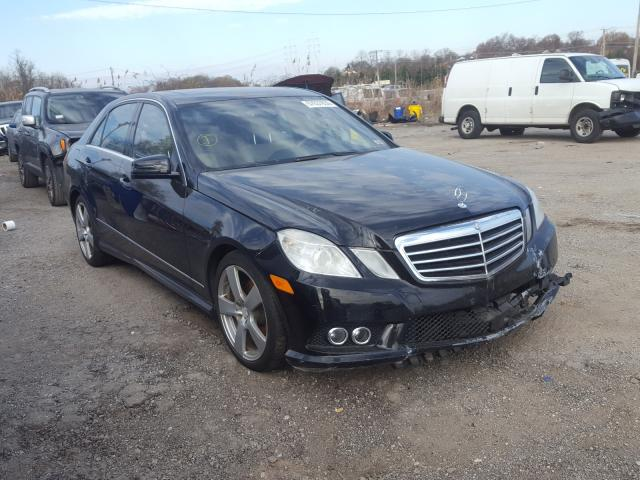 2010 Mercedes-Benz E 350 4matic en venta en Baltimore, MD