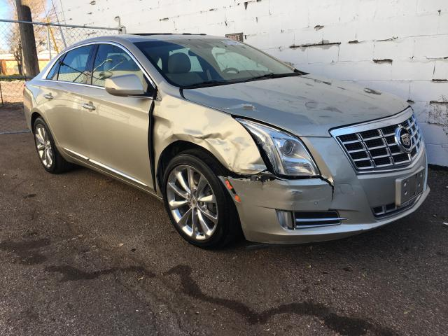 Cadillac salvage cars for sale: 2013 Cadillac XTS Premium