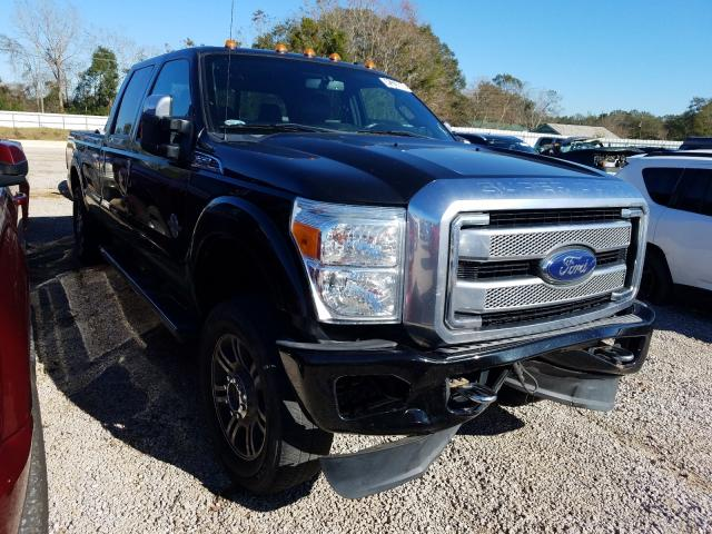 Salvage cars for sale from Copart Eight Mile, AL: 2015 Ford F250 Super