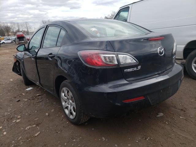 купить 2013 Mazda 3 I 2.0L JM1BL1UP5D1835430