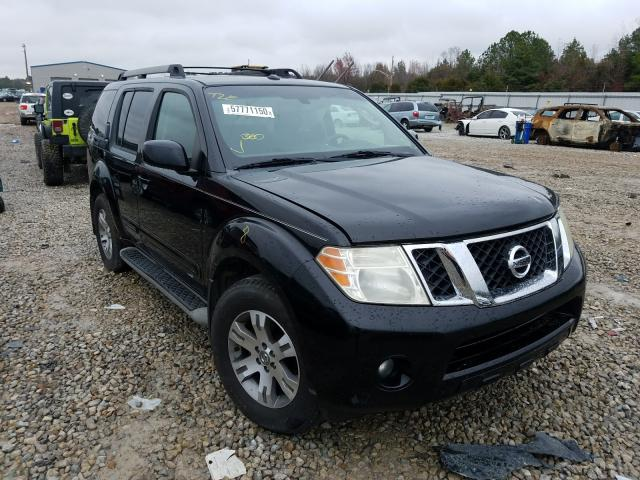 Nissan Pathfinder salvage cars for sale: 2010 Nissan Pathfinder