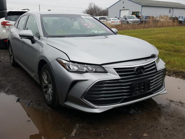 Salvage cars for sale from Copart Columbia Station, OH: 2020 Toyota Avalon XLE
