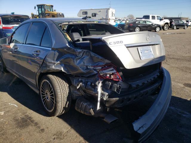 WDDGF8BB8CA624417 2012 Mercedes-Benz C 300 4Mat 3.0L