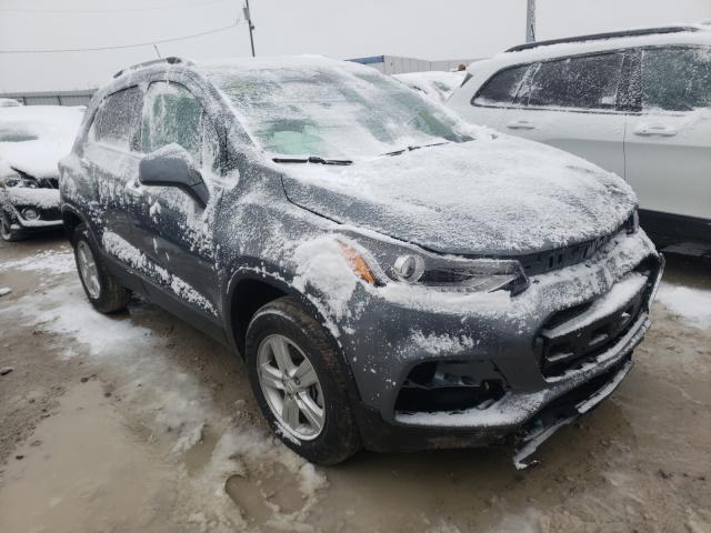 KL7CJPSB6KB931995 2019 Chevrolet Trax 1Lt 1.4L