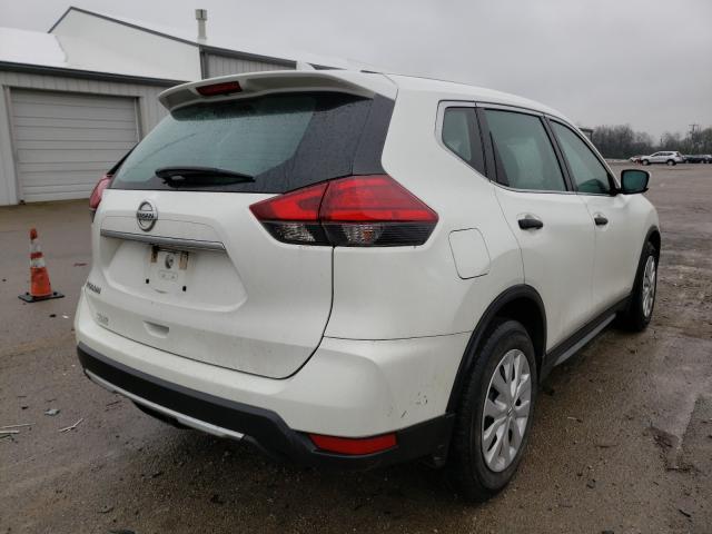 цена в сша 2017 Nissan Rogue S 2.5L 5N1AT2MT5HC866388