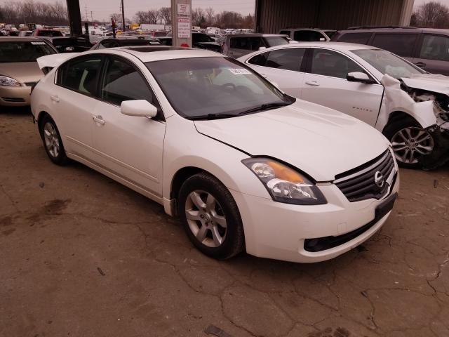 Salvage cars for sale from Copart Fort Wayne, IN: 2009 Nissan Altima 2.5