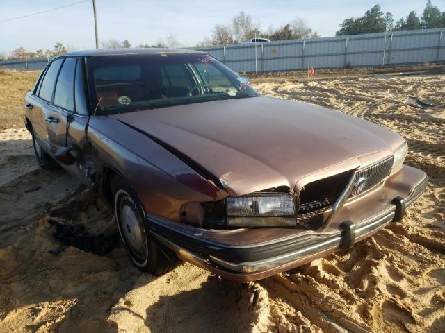 Salvage cars for sale from Copart Gaston, SC: 1995 Buick Lesabre CU
