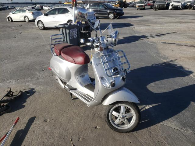 Vespa salvage cars for sale: 2016 Vespa Scooter