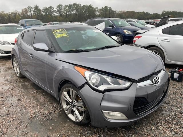 2016 HYUNDAI VELOSTER - Other View