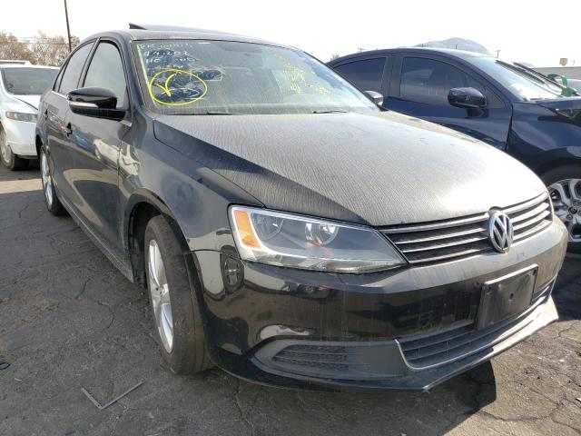 Salvage cars for sale from Copart Colton, CA: 2014 Volkswagen Jetta SE